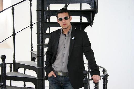 1Paul Barbulescu - Prefectul Studentilor